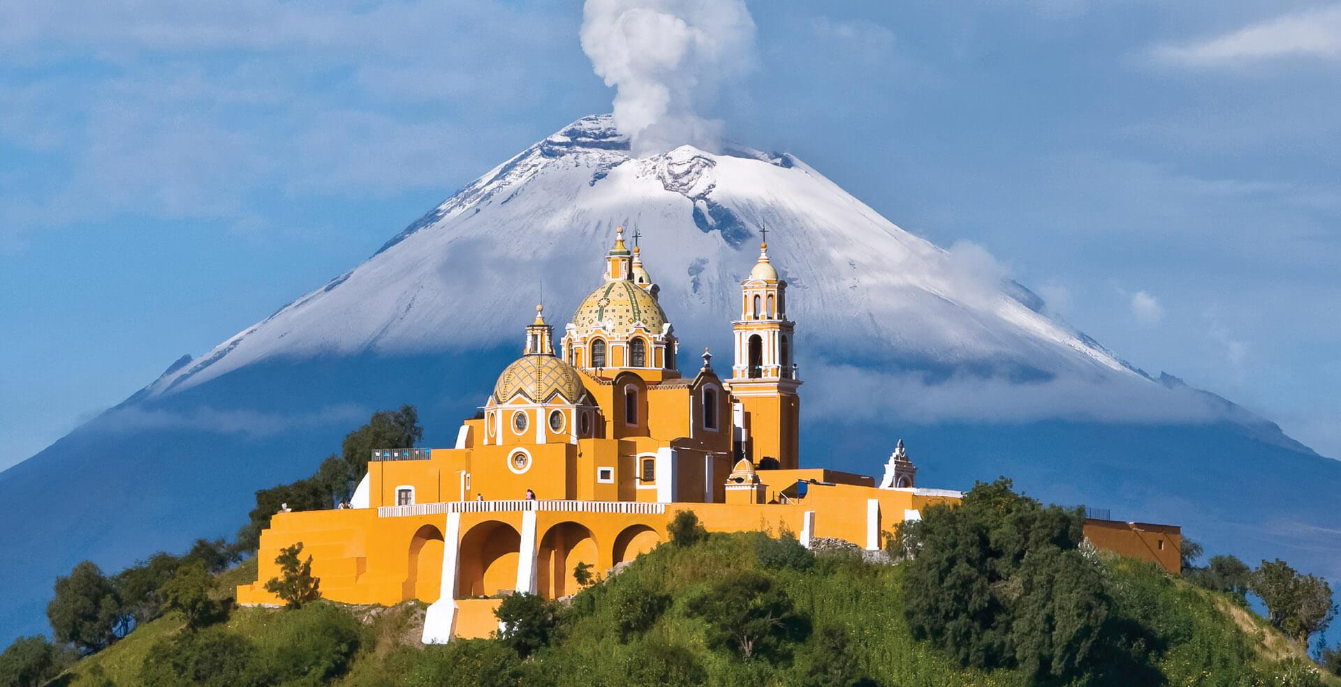 Ha Mexikóvárosban jársz, ide is látogass el!