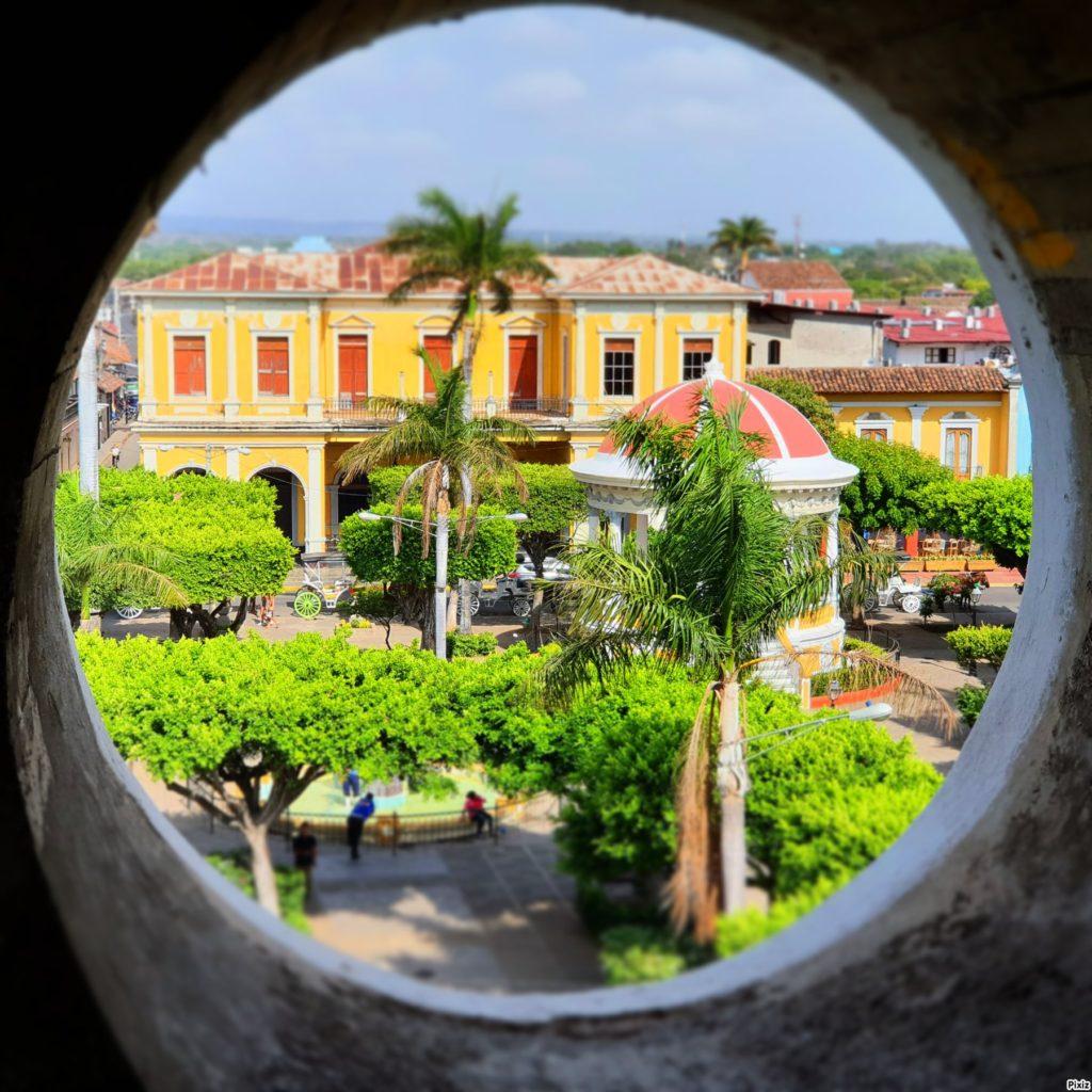 nicaragua katedrális granada